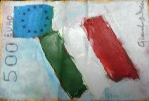 Giancarlo Nucci Soldi d'artista