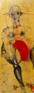 Francesca Magro Danae Soldi d'artista