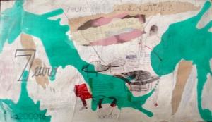 Francesco Carta Soldi d'artista