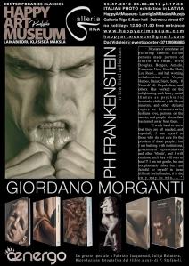 Backup of zolids, Giordano Morganti, Spazio Tadini, Happy Art Museum, Riga Lettonia