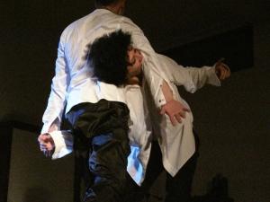 Coreografia d'Arte 2009 Spettacolo Naburi, Spazio Tadini