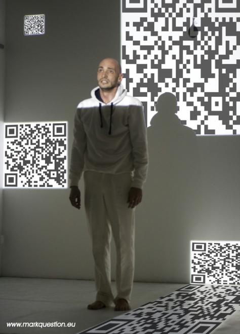 Dark Room Marco de Meo_125x90- Progetto TrasAPPearence - Coreografia d'arte 2012