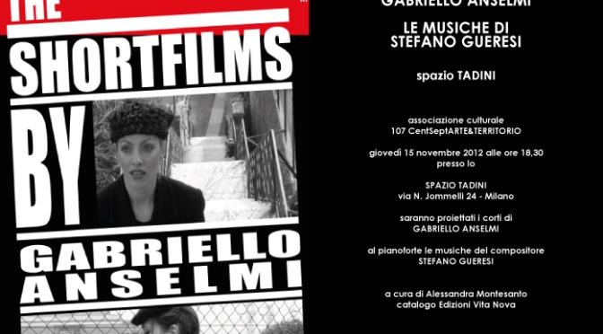 Una serata di musica, video e in collaborazione con l'associazione culturale veronese: Arte e Territorio. Il 15 novembre dalle 18.30