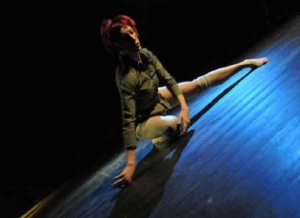 Coreografia d'arte 2012: Nicoletta Cabassi presenta una performance ispirata alle opere di Goffredo Radicati
