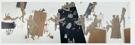 Coreografia d'arte 2012: Federicapaola Capecchi presenterà il suo studio per uno coreografia sull'opera L'occhio pittura di Emilio Tadini