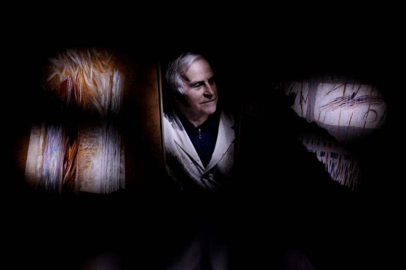 Ritrartisti--Claudio-Argentiero - Photo Selection - Spazio Tadin