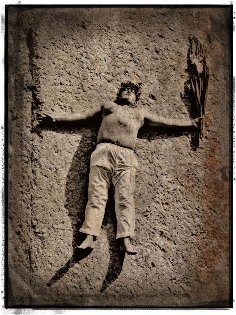 A_Mantide, Spazio, corpo e potere, Spazio Tadini