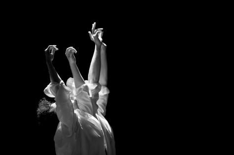 danza contemporanea, OpificioTrame spettacoli, E Ancora, su Emilio Tadini, Foto di Fabio Bortot