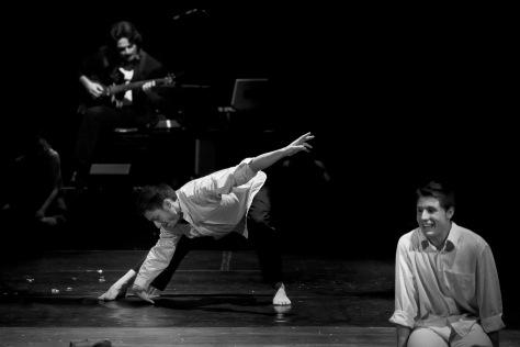 OpificioTrame Spettacoli, E Ancora, su Emilio Tadini, Teatro Comunale di Cantu, Foto di Fabio Bortot