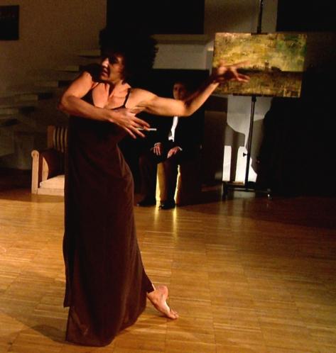OpificioTrame spettacoli, Naked, Coreografia d'Arte 2009