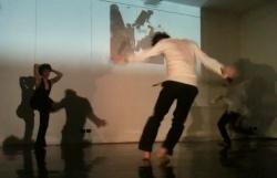 Spazio Tadini, Coreografia d'Arte 2012, Emilio Tadini 02