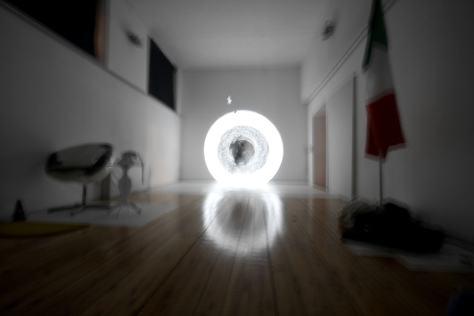 danza e physical theatre a Spazio Tadini, Darkroom, Elektromove Animation Theatre 1