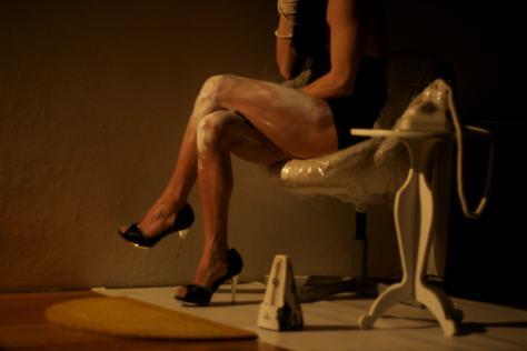danza e physical theatre a Spazio Tadini, Darkroom, Elektromove Animation Theatre