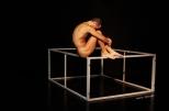 Lorenzo Meid -la Gabbia - Spazio corpo e potere- Spazio Tadini
