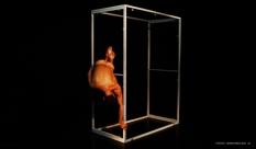 Lorenzo Meid-La Gabbia-Spazio corpo e potere-Spazio Tadini