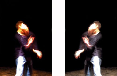 Rosita Mariani, Giornata Mondiale della Danza 2013, Spazio Tadini