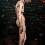 Giovanni Sesia - Spazio Tadini mostra Il corpo svelato