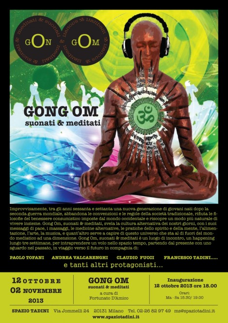 GONG OM: suonati e meditati