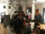 Inaugurazione Gong Om-Spazio Tadini - Francesco Tadini