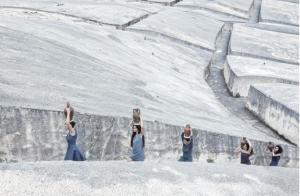 L'artista Marzia Migliora firma il manifesto della Giornata del contemporaneo 2013 - Amaci- Spazio Tadini