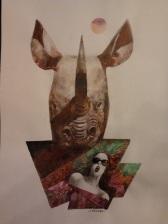 Rinoceronte- Sergio Toppi