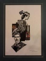 Bohème con Puccini- Sergio Toppi