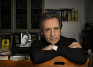Angelo Gaccione,foto Dino Ignani, Roma