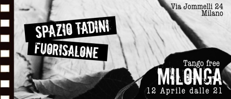Fuori Salone 2014 Milonga@SpazioTadini