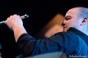 Jazz Milano Spazio Tadini A.Fusco The Bilbo Trio