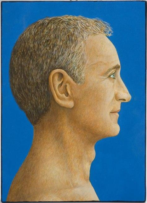Marco Fulvi, ritratto di Lucio Silvestri