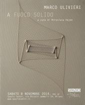 Marco Ulivieri - A fuoco solido