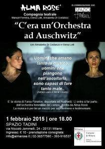 Alma Rosé @ Spazio Tadini