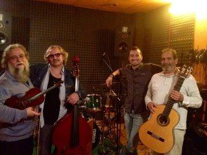 Arbreshe Quartet Studio