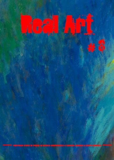 copertina REAL ART