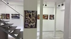 Franco Viganò in Mostra a Spazio Tadini