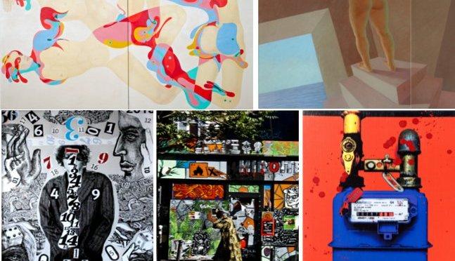 MOSTRE MILANO: DAL SURREALISMO ALLA STREET ART: L'IDENTITA' RITROVATA -Spazio Tadini in mostra dal 10 febbraio 2015
