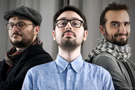 Francesco Negro Trio a Spazio Tadini