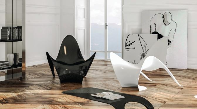 FUORISALONE 2015 – La Casa Museo Spazio Tadini ospita  il design in fibra di carbonio  e l'arte al silicone di Luca Moretto