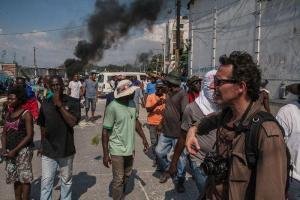 Riccardo Venturi Haiti