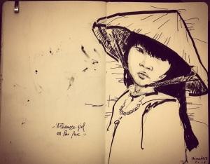 Vietnam-visto-da-Eleonora-Prado-Vietnamese-girl-on-Phu-Quoc