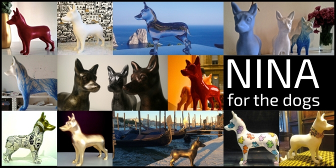 Nina for the dogs – a sostegno degli animali