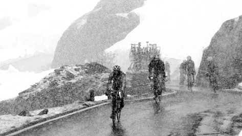 Alessandro Trovati, Stelvio, Giro d'Italia 2014, PentaPhoto MateImage