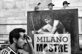 Milano mostra di Diego Bardone