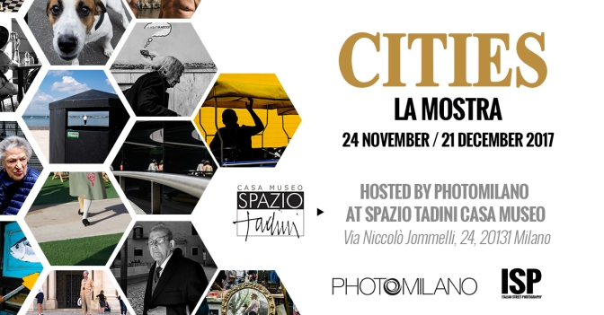 PhotoMilano ospita Cities Exhibition a Spazio Tadini Casa Museo