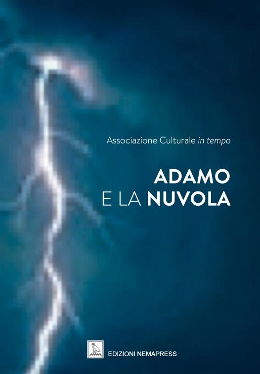 Copertina libro adamo e la nuvola