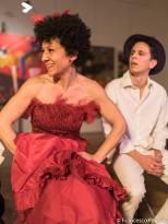 Foto Francesco Falciola E Ancora spettacolo dedicato ad Emilio Tadini, di Federicapaola Capecchi | OpificioTrame Physical Dance Theatre