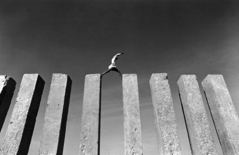 Foto Graziano Perotti, Yemen, marib-empio regina di saba-il salto