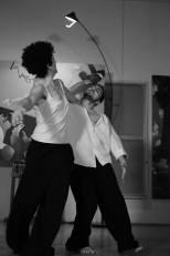Foto Laura Caligiuri E Ancora spettacolo dedicato ad Emilio Tadini, di Federicapaola Capecchi   OpificioTrame Physical Dance Theatre