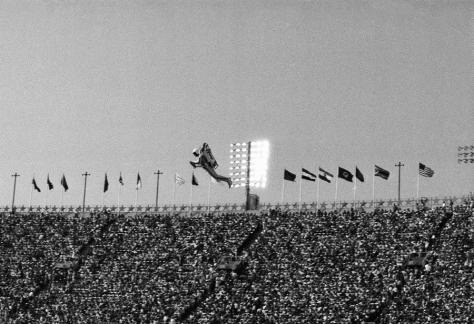 Olympic Games '84, Los Angeles, Photo Armando Trovati