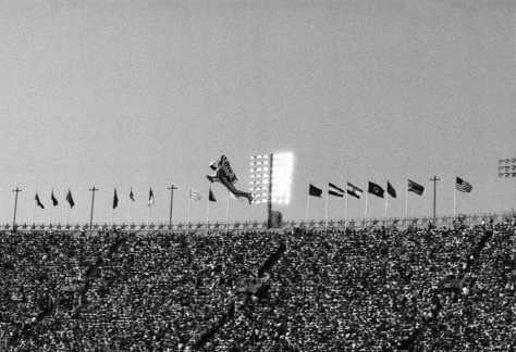 Olympic Games '84, Los Angeles, Photo Armando Trovati